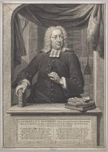 Portret van Cornelis Houthoff (1683-1752)