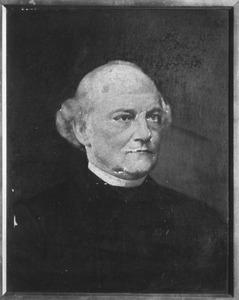 Portret van Johannes Albertus van Beek (1836-1913)
