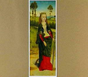 De H. Catharina van Alexandrië