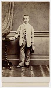 Portret van Willem Lodewijk Worbert van Wassenaer Starrenburg (1852-1913)