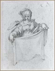 H. Veronica met de zweetdoekvan Christus