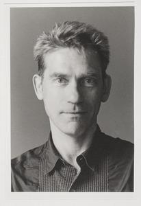 Portret van Leo Delfgaauw