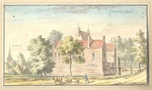 Huis Frankenburg te Nijbroek