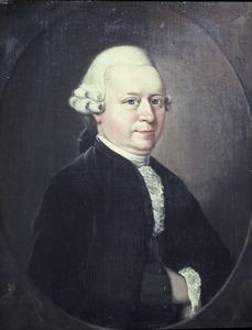 Portret van Quirijn Maurits Ver Huell (1718-1788)