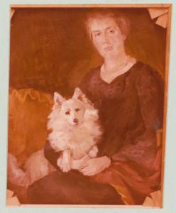 Portret van Roline Wilhelmine van Randwijck (1881-1963)