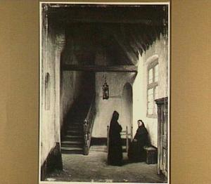 Kloostergang Boxmeer (authentiek)