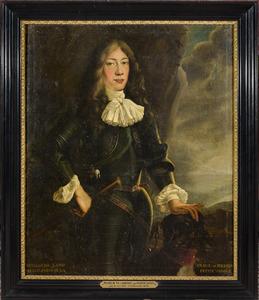 Portret van Wilhelm VII van Hessen -Kassel (1651-1670)