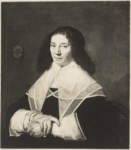 Portret van Dorothea Berck (1593-na 1677)
