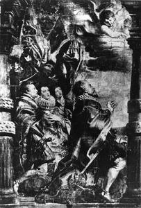 De seculiere hiërarchie in aanbidding
