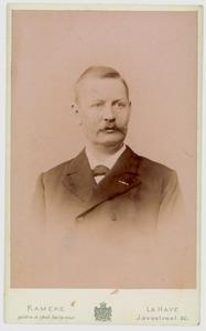 Portret van Jean Philippe Rudolph Marie de Neree tot Babberich (1850-1916)
