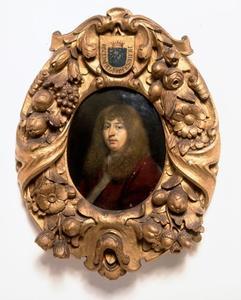 Portret van Gistert Cuper (1644-1716)