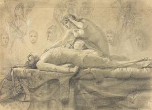 De dood van Attila de Hun