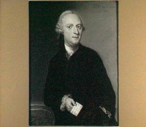 Portret van Matthijs van Balen (1738-1809)