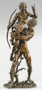 Theseus en Antiope
