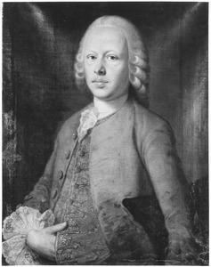 Portret van Abraham Vestrinck ( -1793)