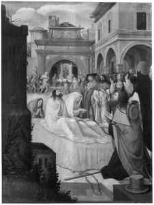 Jacobus de Meerdere wekt een dood echtpaar tot leven