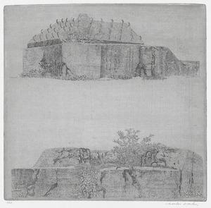 Bunkers in het Gagelbos