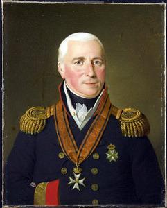 Portret van Gerrit Verdooren (1757-1824)