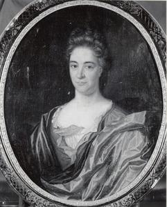 Portret van Theodora Semeyns