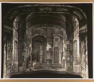 Interieur van een gevangenis