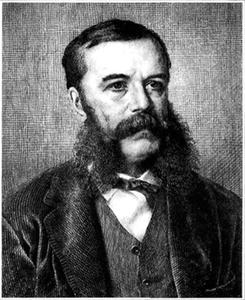 Portret van graaf Emeryk Hutten-Czapski (1828-1896)
