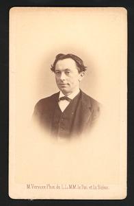 Portret van Haffmans