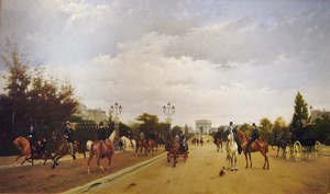 Avenue Foch (Avenue du Bois)