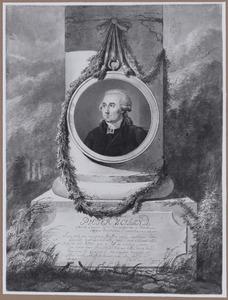 Portret van Pieter Weiland (1754-1841)