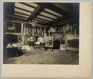 Atelier van Thérèse Schwartze