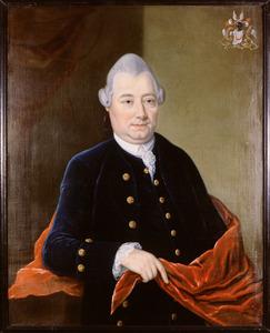 Portret van Coenraad Willem Sloet tot Lindenhorst (1723- )