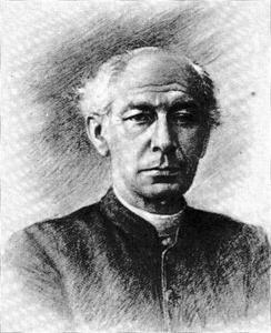 Portret van Joannes Anton Stephan van Schaik (1862-1927)