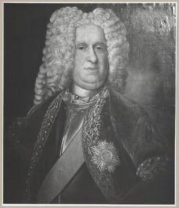 Portret van Christiaan van Nassau-Dillenburg (1688-1739)