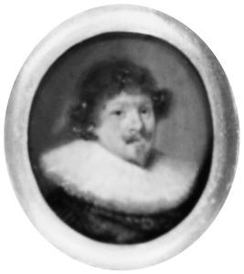 Portret van Johan van Heemskerck (1597-1656)
