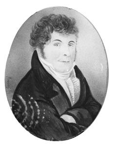 Portret van Adriaan van der Willigen ( -1841)
