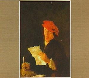 Een briefschrijver