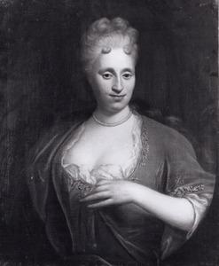 Portret van Mechteld Anna Bentinck (1683-1749)
