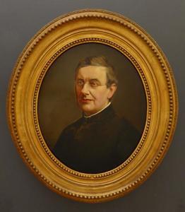 Portret van Caspar Josephus Martinus Bottemanne (1823-1903)