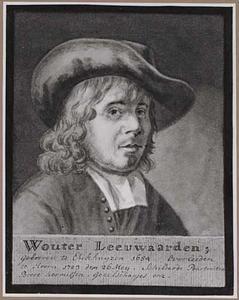 Portret van Wouter Leeuwaarden (1654-1703)
