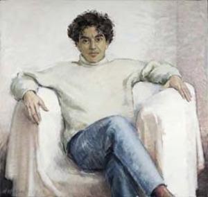 Portret van Anthony Heidweiler