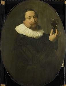 Portret van Maerten Rey (1595-1630)