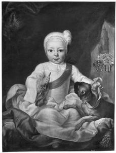 Portret van Theodor Ignatius Alexander Otto Heereman