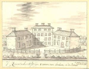 Huis Rouwenhorststein in de Betuwe