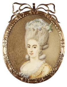 Portret van Cornelia Reessen (1762-1836)