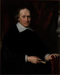 Portret van Jan Antonides van der Linden (1609-1664)