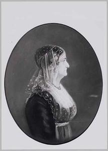 Portret van Catharina Vellinga (1767-1854)