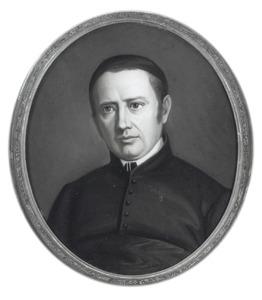 Portret van Joannes Toorenent (1806-1858)