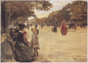 Avenue du Bois de Boulogne, Paris