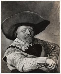 Portret een man, mogelijk Jan Hendricksz. Soop (1578-1638)