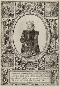 Portret van Charlotte de Bourbon (1546-1582)