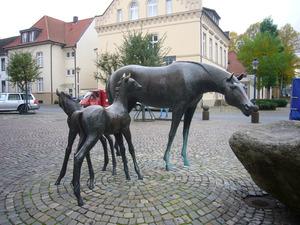 De paardenbron